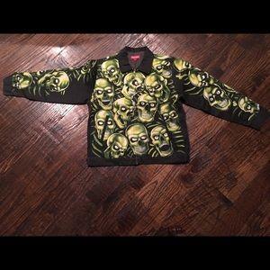 Other - Supreme Skull Pile Jacket